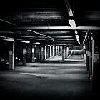 Dark Parking - Clichy, France - 2009 by Nicolas Perriault