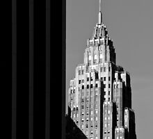 Empire State Building by Steve Foster