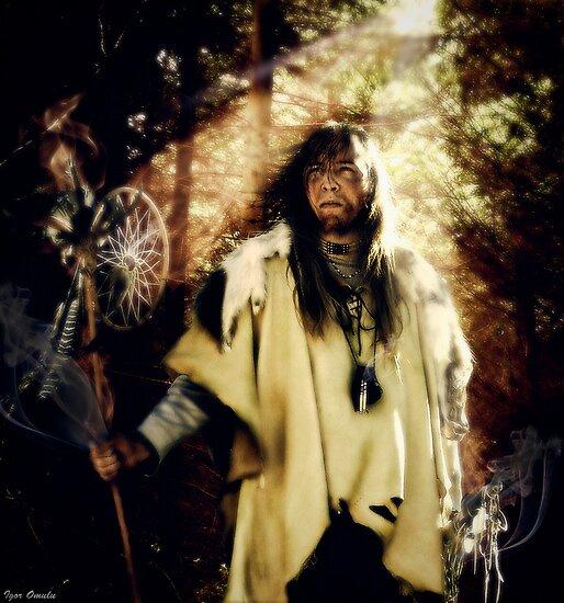 Native American  by Igor Giamoniano