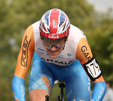 Bradley Wiggins by JohnBuchanan