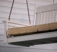 porch swing by allisondegeorge