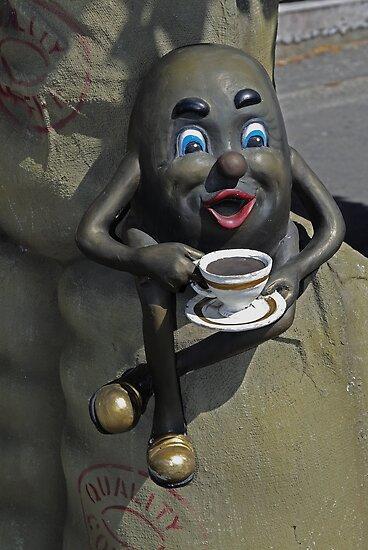 Coffee Break by UncaDeej