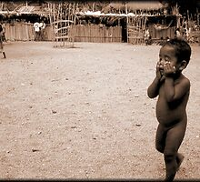 Third World Childhood by Chet  King
