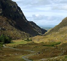 Gap of Dunloe - Killarney, Kerry, Ireland by CFoley