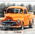 FJ Holden Pick Up, Australia by MidnightRocker