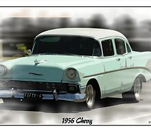 1956 Chevy , Animated by MidnightRocker