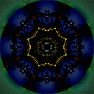 Photoshopped Kaleidoscope by Dayonda