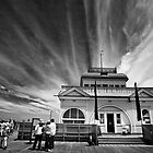 St Kilda Jetty by Lynn and Lee Deamer