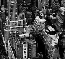 Macys New York by Steve Foster