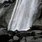 Bridaveil Falls near Mount Index  by rferrisx
