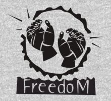 FREEDOM by HolidayT-Shirts