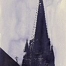 Cathedral by matthewdunnart