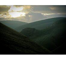 ravines Photographic Print