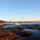 Collaroy to Narrabeen Beach Pan by DRG2010