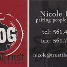Business Card! by trustthedog