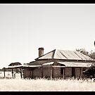Old Farm House, Arthur River Western Australia by Juanita Marchesani