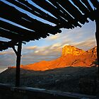 Guadalupe Mountains Sunrise by Mike Norton