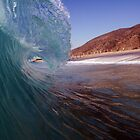 Sandspit Barrels by Vince Gaeta