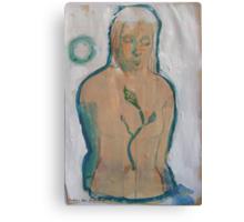 la tige - the branch Canvas Print