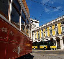 Lisbon by portokalis