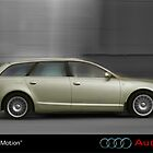 Audi by netties001