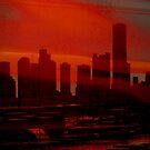 Sleepy City of Miami by Isa Rodriguez