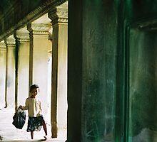 angkor afternoon by Darren Kearney