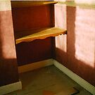 Corner Shelf (Abandoned Nursing Home) by Matt Roberts