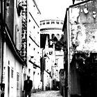 Sacre Coeur Montmartre by Gordon Lukesh