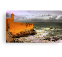 wish you were here... Canvas Print
