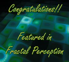 Fractal Perception Banner by Keith Reesor