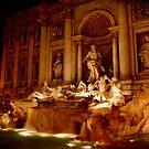 La Fontana di Trevi by Rommel Andrew Henricus