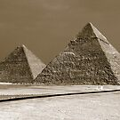 The Wonder of Giza by Paige