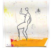 dancer 1 Poster