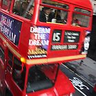 Old London Bus by Stefan Casaletto