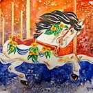Carousel by Marsha Elliott