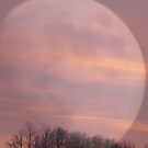 Full Moon in a Clouded Sky by MaeBelle