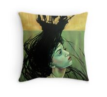 Maiden Voyage Throw Pillow