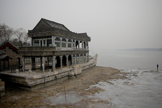 Shifang at the Summerpalace in Beijing by mabelle1973