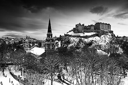 Edinburgh In Ermine