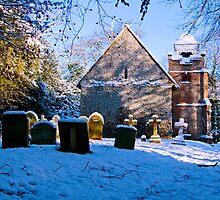 The Parish Church, Twyford Norfolk by johnny2sheds