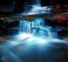 Dark Falls by Nichole Lea