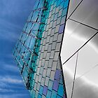 Building detail, The Deep, Hull UK by Nick Barker