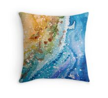 Australian Dreaming Throw Pillow