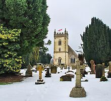 An English village church by relayer51