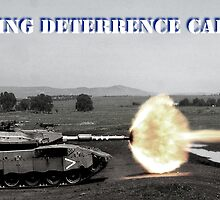 Israel deterrence capacity by Poderiu ^