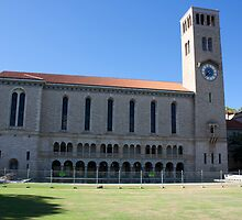 Winthrop Hall -009 by KBloodGallery