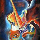 SOUL GUITAR by IRENE NOWICKI