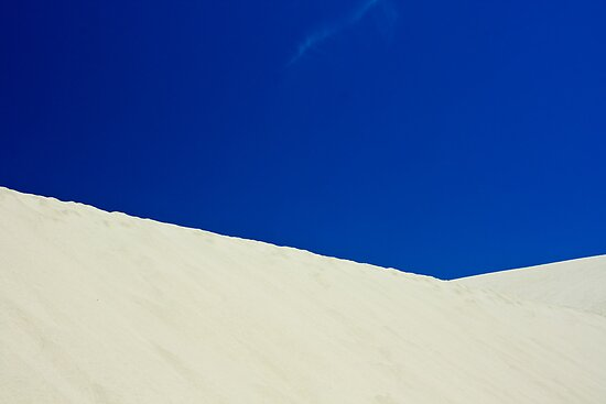 Desert Lines by Luke and Katie Thurlby