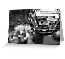 DISCO Greeting Card